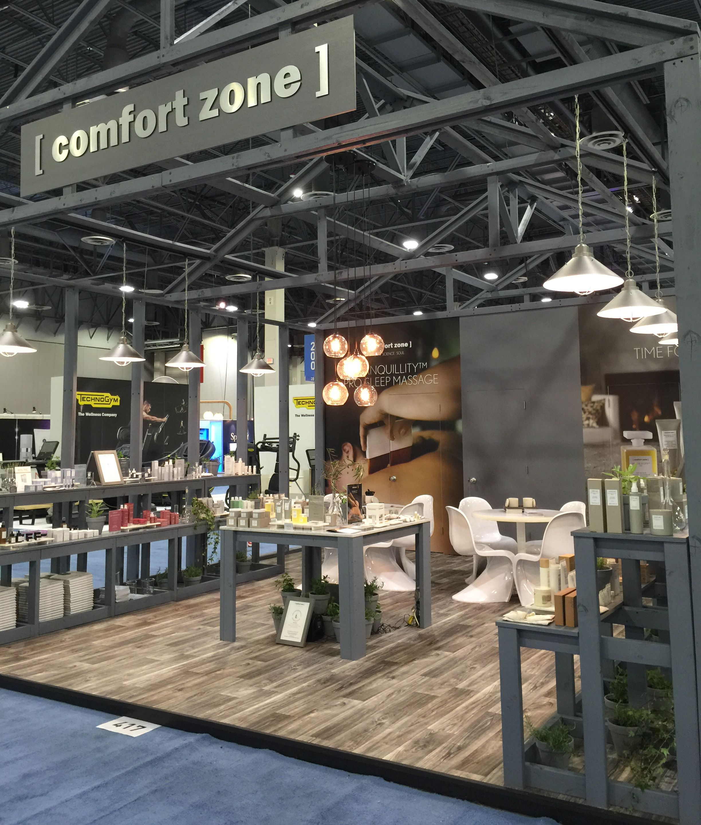 Sungard Exhibition Stand Zone : Comfort zone booth built by exhibitfair http efiinc