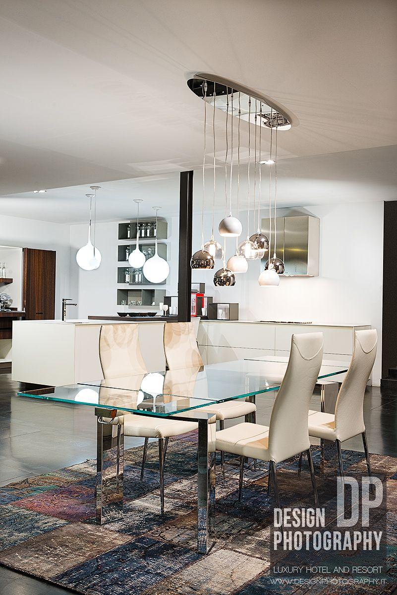 Tavoli Eleganti Sala Da Pranzo sala da pranzo moderna | lampadario sala da pranzo, sale da