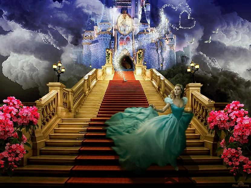 Beautiful Fantasy Wallpapers Art Background Digital Art Art