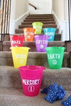 Blast Off with this Out of This World Birthday Party - Divine Party Concepts