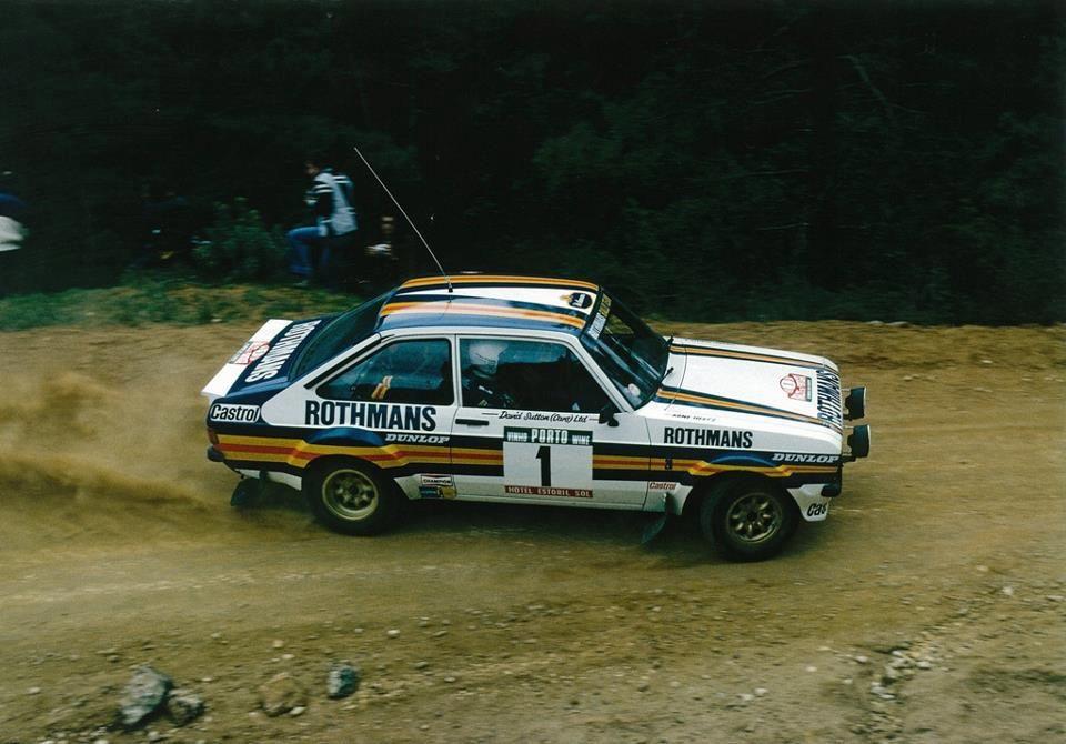 Escort   | WRC Rally School @ http://www.globalracingschools.com