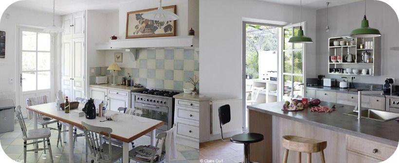 Conseils Pratiques Elle Decoration Cuisine Cuisine Provencale Interieur Maison