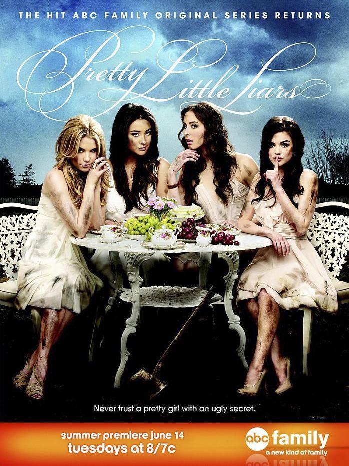 Pretty Little Liars Pretty Little Liars Tv Series Go To