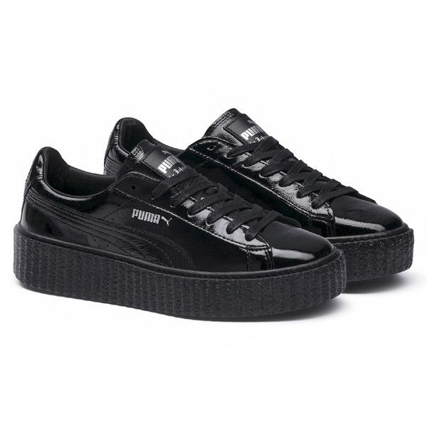 puma creeper nero