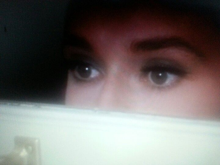 "Audrey Hepburn as Holly Golightly in ""Breakfast at Tiffany's"" is my new #eyebrow icon.  Flirtatious full arches"