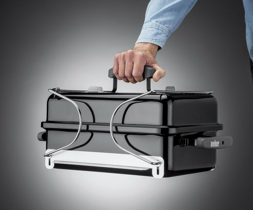 Portable Charcoal Grill Bbq Go Anywhere Black Weber Portable Charcoal Grill Propane Gas Grill Charcoal Grill