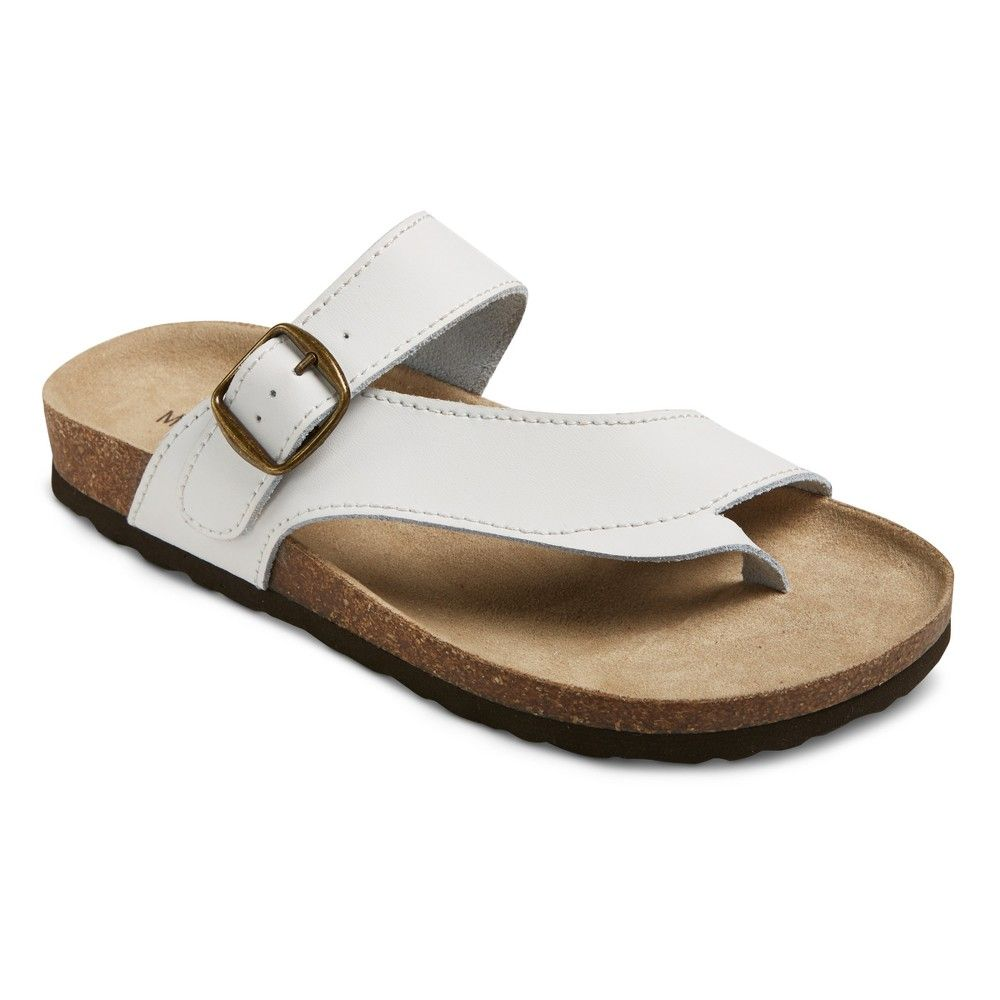 Women S Mountain Sole Cozumel Toe Thong Footbed Sandals