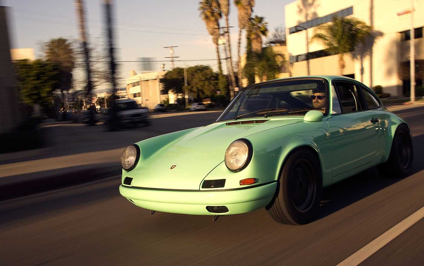 Charming Now Is The Best Time To Own A Vintage Car. Porsche 911 ...
