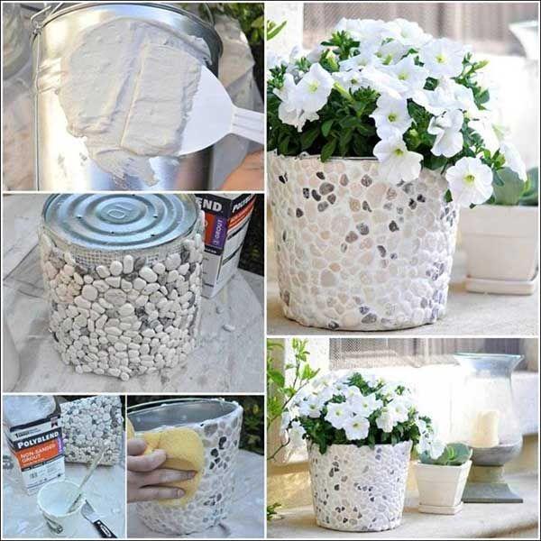 Taupe Farbe Dekorative Ideen Für Ihr Zuhause: Abfall Wegwerfen! Aber Nein Doch! 12 Hübsche DIY
