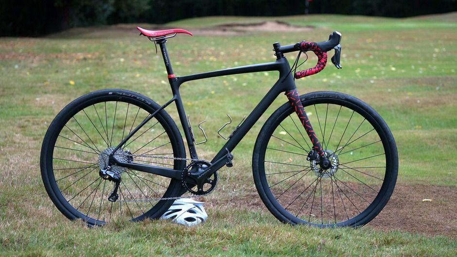 Carbonda Gravel Bike 1x11 Di2 Gravel Bike Bike Gravel