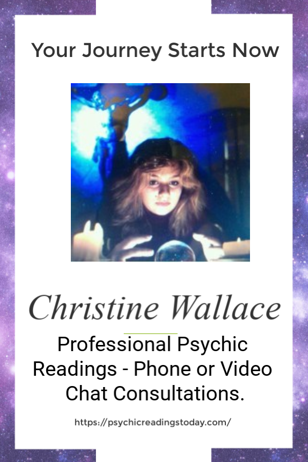 Christine Wallace - Professional Psychic - video chat ...