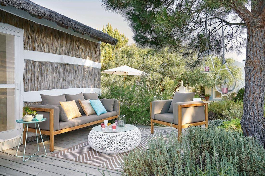 Arredo giardino stili e mobili per progettare il giardino for Arredo giardino maison du monde