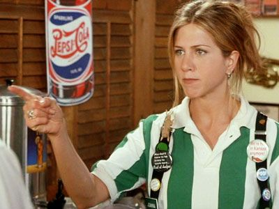 Pieces Of Flair Jennifer Aniston Survival Office Space