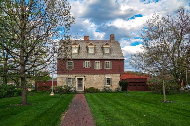 Dr Increase Mathews House House Stone Cottage House Styles