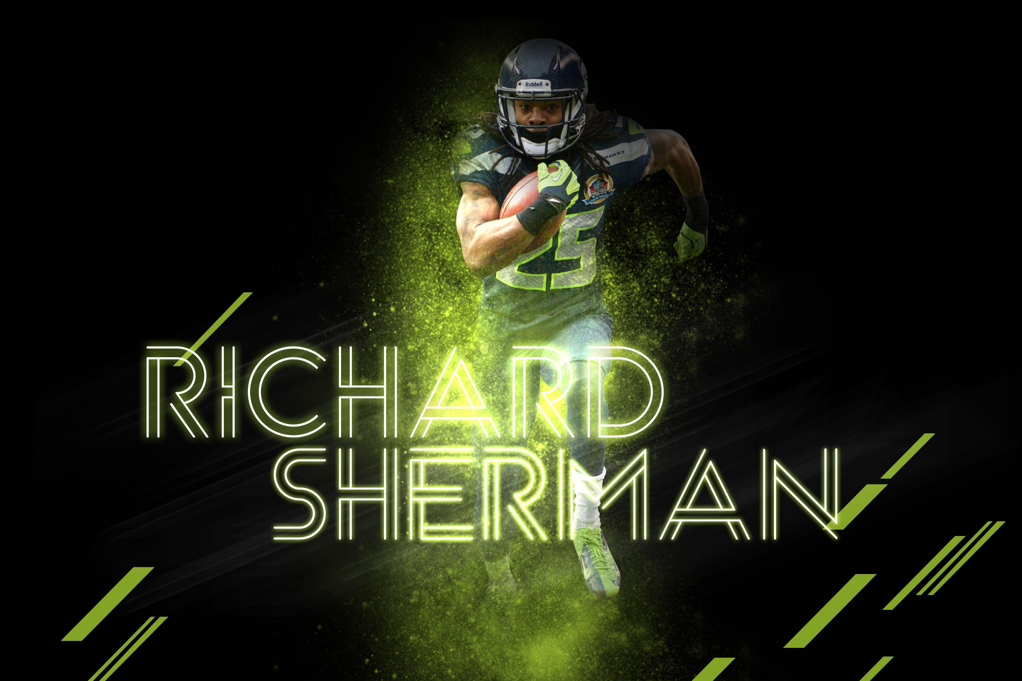 Richard Sherman Wallpaper Seattle Seahawks