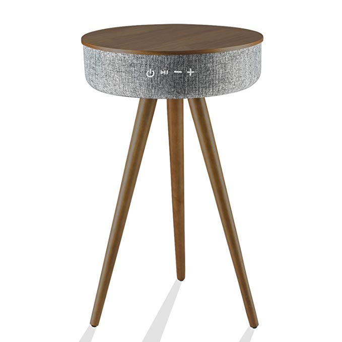 Amazon Com I Star Qi Wireless Charging Smart Table 360