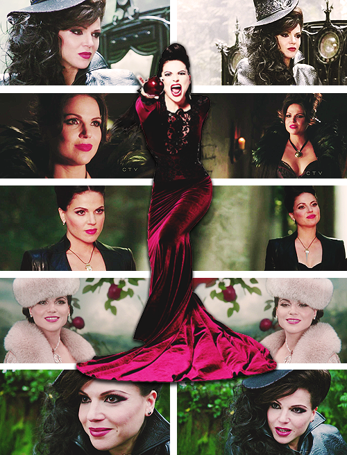 #OnceUponATime So pretty much i'm just in love with Lana Parilla.