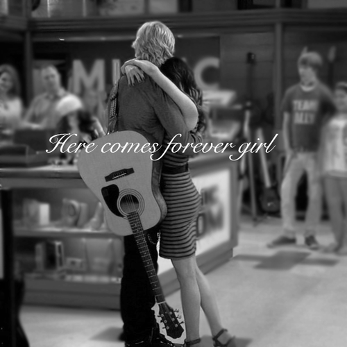 We Understand Each Other Without Words Photo Austin And Ally Celebrity Dads Cute Celebrity Couples