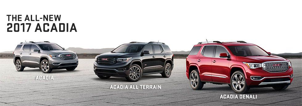 For 2017 The All New Acadia Builds On Its Legacy Of Premium Amenities And Precision Construction Step Into Acadia And Experience A Refi Mid Size Suv Buick Gmc Acadia Denali