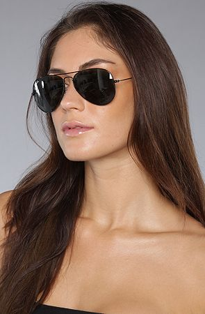 black ray ban aviators | LOVE&WANT | Ray ban glasses, New ...