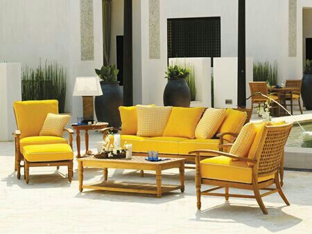 Outdoor Furniture Teak Patio