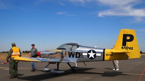 Van's Aircraft RV-7A (N177WD) Robert D. Ensley,2010 1 by Jack Snell