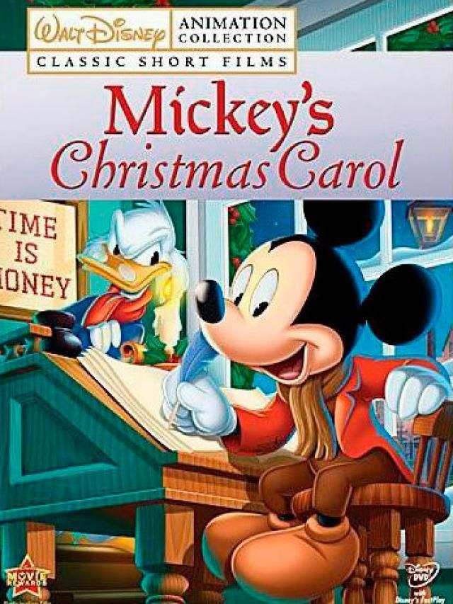 Peliculas Dibujos Animados De Navidad.Una Navidad Con Mickey Carol Ver Pelicula Completa En
