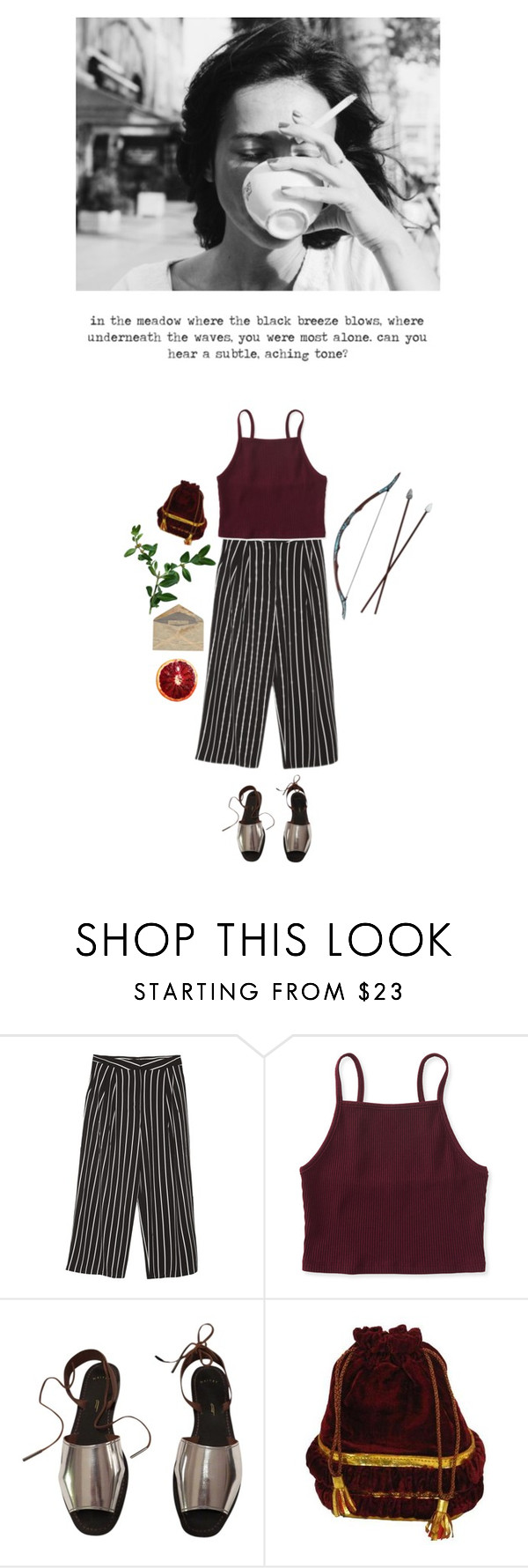 """""""wanderer, worshiper, lover of leaving"""" by alta-alats-patentt ❤ liked on Polyvore featuring Aéropostale and Maiyet"""
