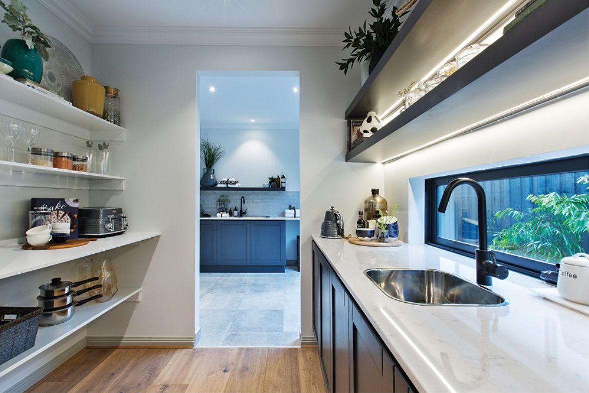 Porter Davis Homes - House Design: Rochedale | Pantry and Fridge ...