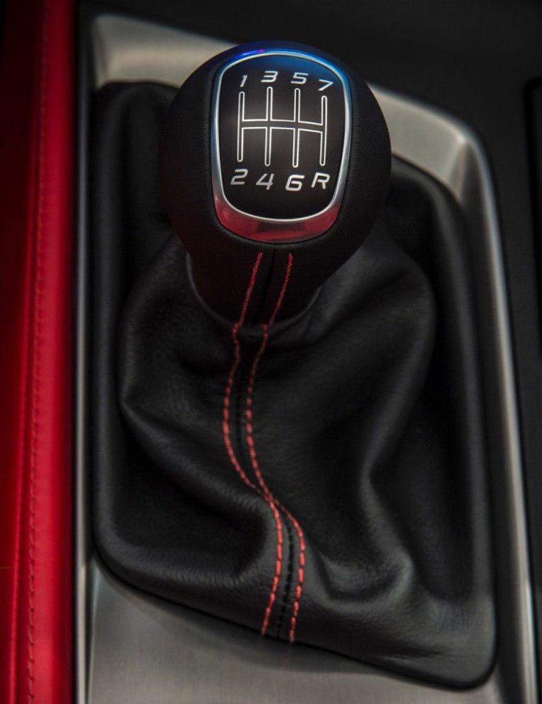 7 Speed Manual Transmission The New Corvette Looks Amazing Chevrolet Corvette Corvette