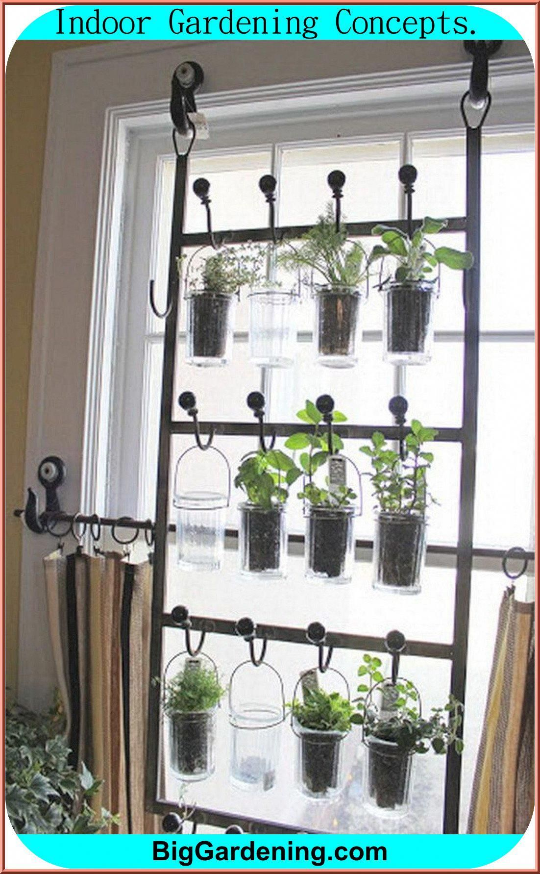 Nice 45 Finest Indoor Herb Garden Ideas For Your Small Home And Apartment Or Condo Decoor Internet Indoorga Window Herb Garden Herbs Indoors Apartment Garden