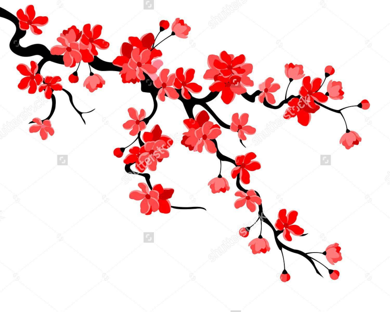 Ободок-резинка с цветами