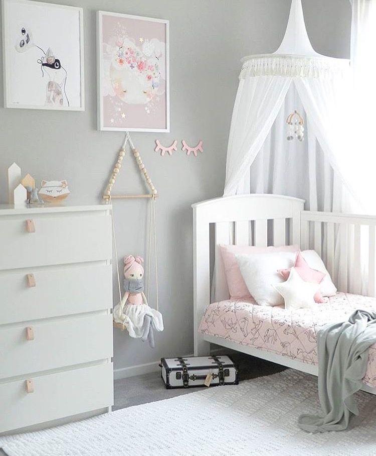 Toddler Cuteness Pink Bedroom For Girls Kids Room Girls Bedroom