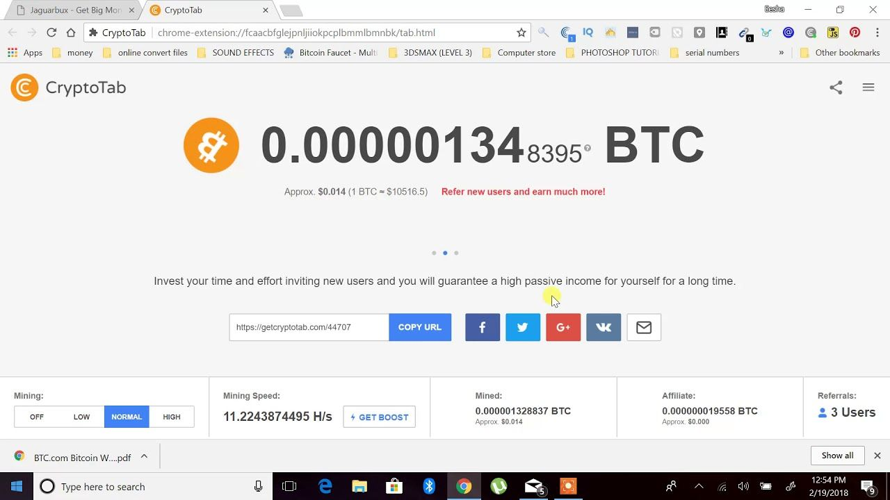 bitcoin demo online)