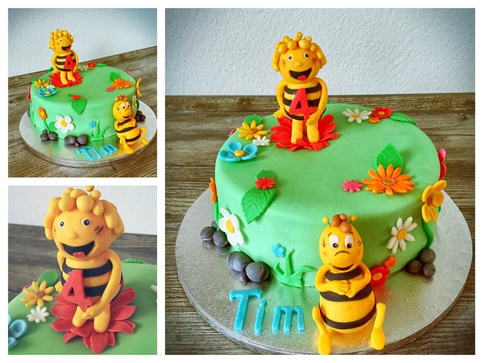 Geburtstag Biene Maja