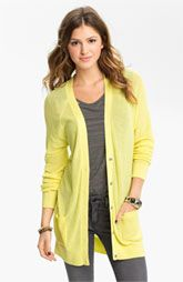 Rubbish® Boyfriend Cardigan (Juniors) Yellow! | I'd rather be ...