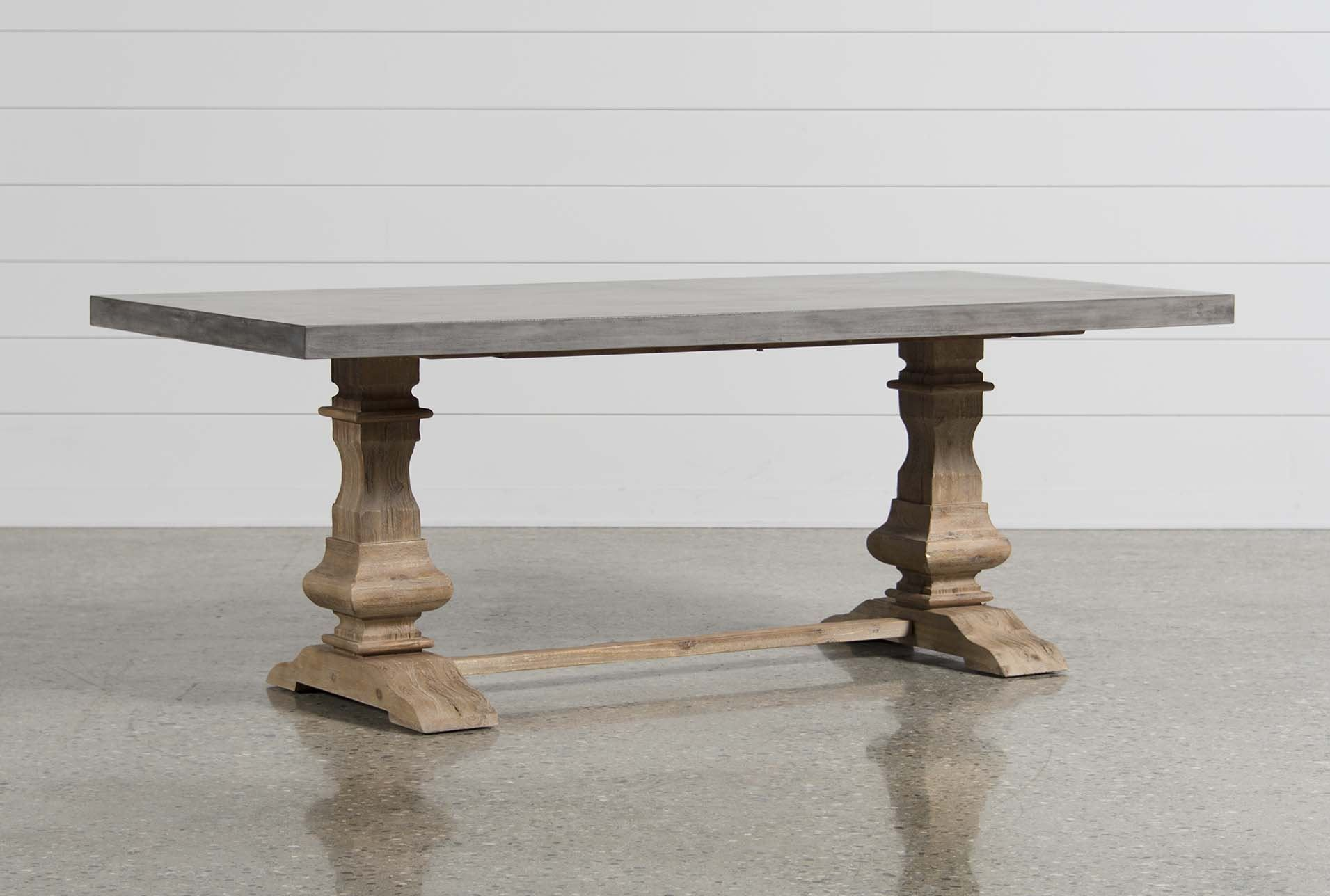 living spaces  87493  signature  dining table dining