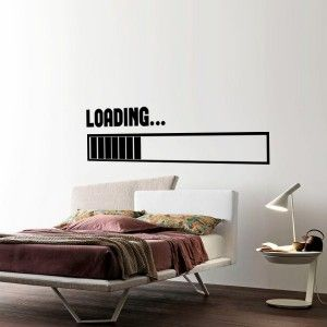 Diez vinilos tecnol gicos para decorar tu cuarto como un for Casa moderna tecnologica