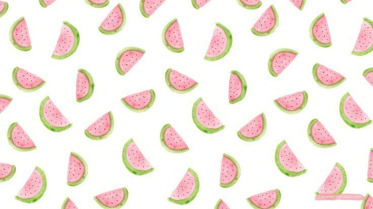 40 Free Girly Desktop Wallpapers Watermelon Wallpaper Wallpaper Iphone Cute Fruit Wallpaper