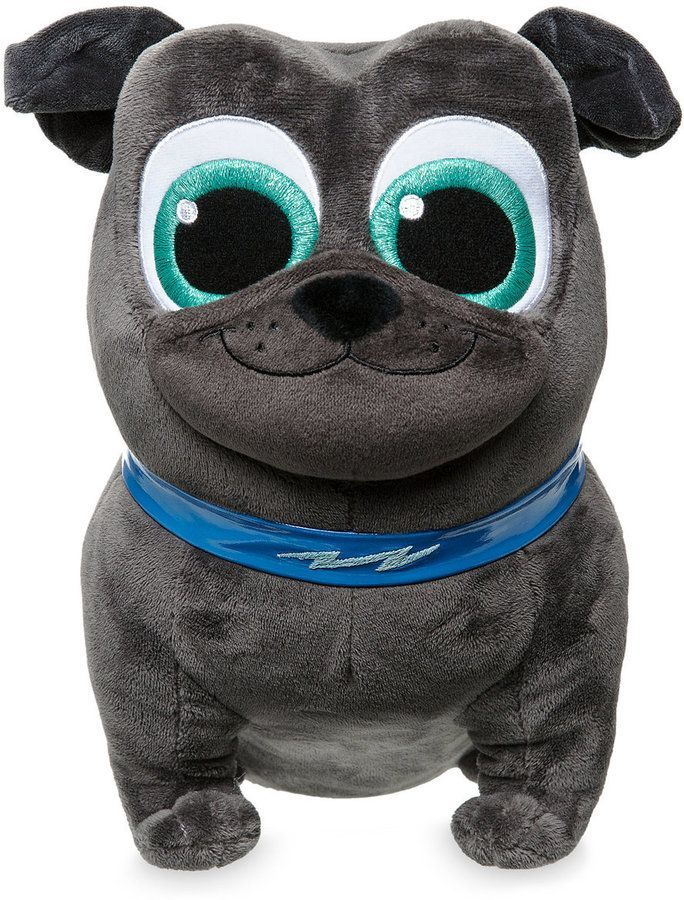 Disney Bingo Plush Puppy Dog Pals Small 8 1/2