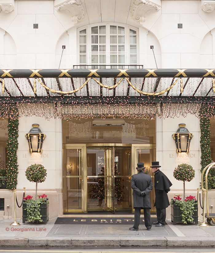 Christmas in Paris by Georgianna Lane