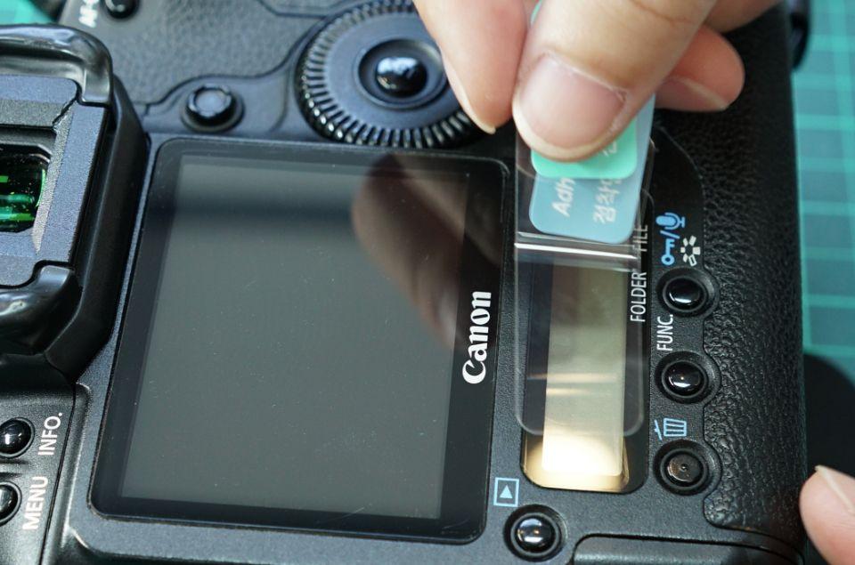Canon Eos 1d Mark Iii Screen Protector Clear Oleophobic Digital Camera