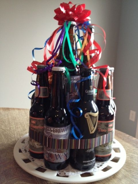 Beer Bottle Cake Beer Bottle Cake Bottle Cake Birthday