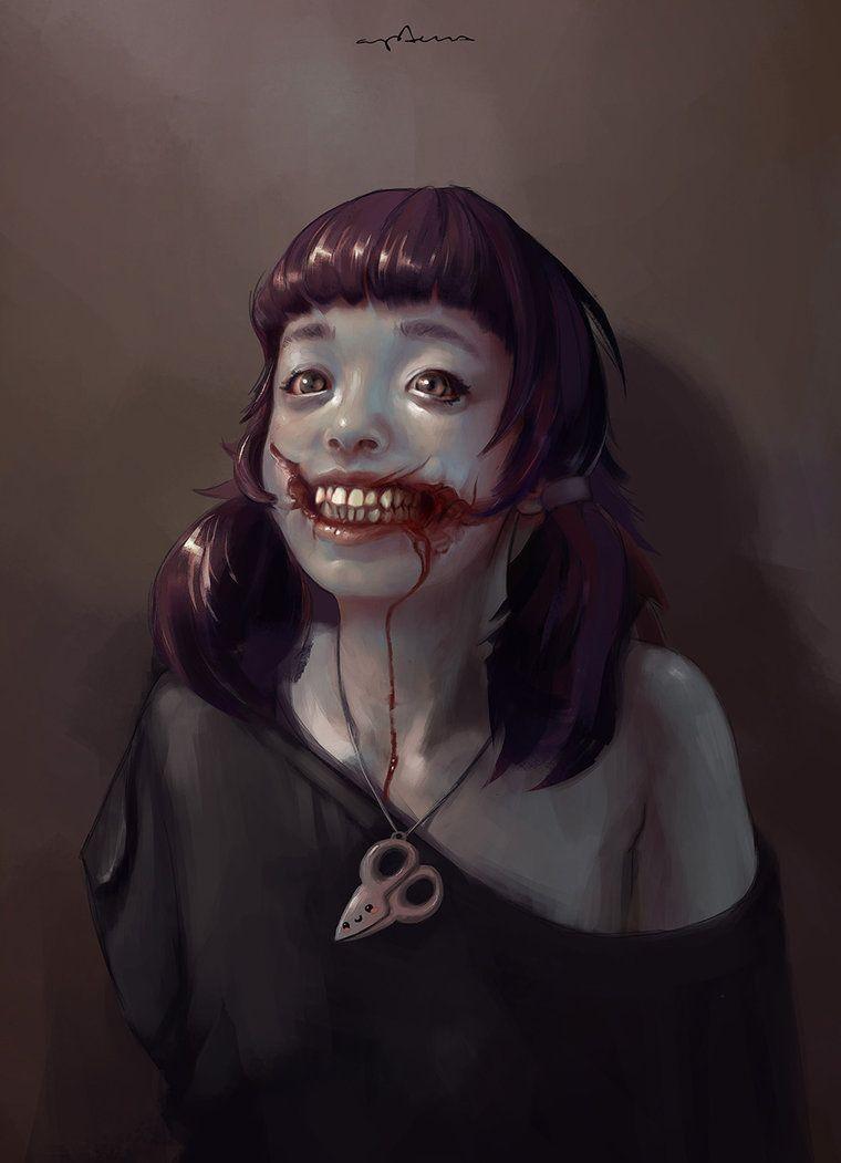 am I pretty? by apterus on DeviantArt