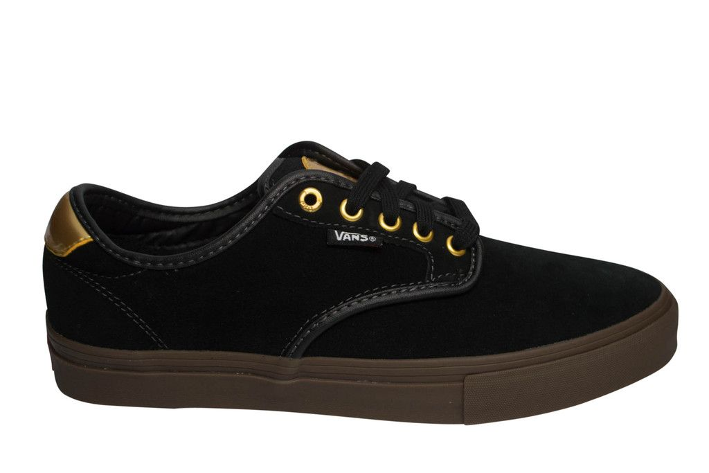 3c36a7b51549 Pictures of Vans Chima Ferguson Pro Black  Gum  Gold