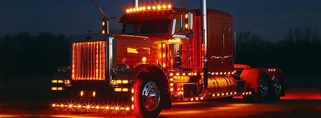 Led Lights For Semi Trucks >> Led Lights For Semi Trucks Interior Exterior Led Lighting