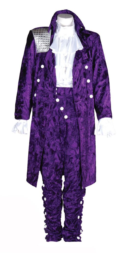 '80s Music Artist Costume - Rental Quality from Tabis Characters 9020