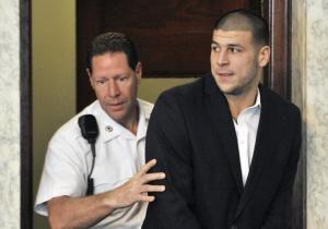 Former Patriots tight end Aaron Hernandez indictedin 2012 double-murder in Boston