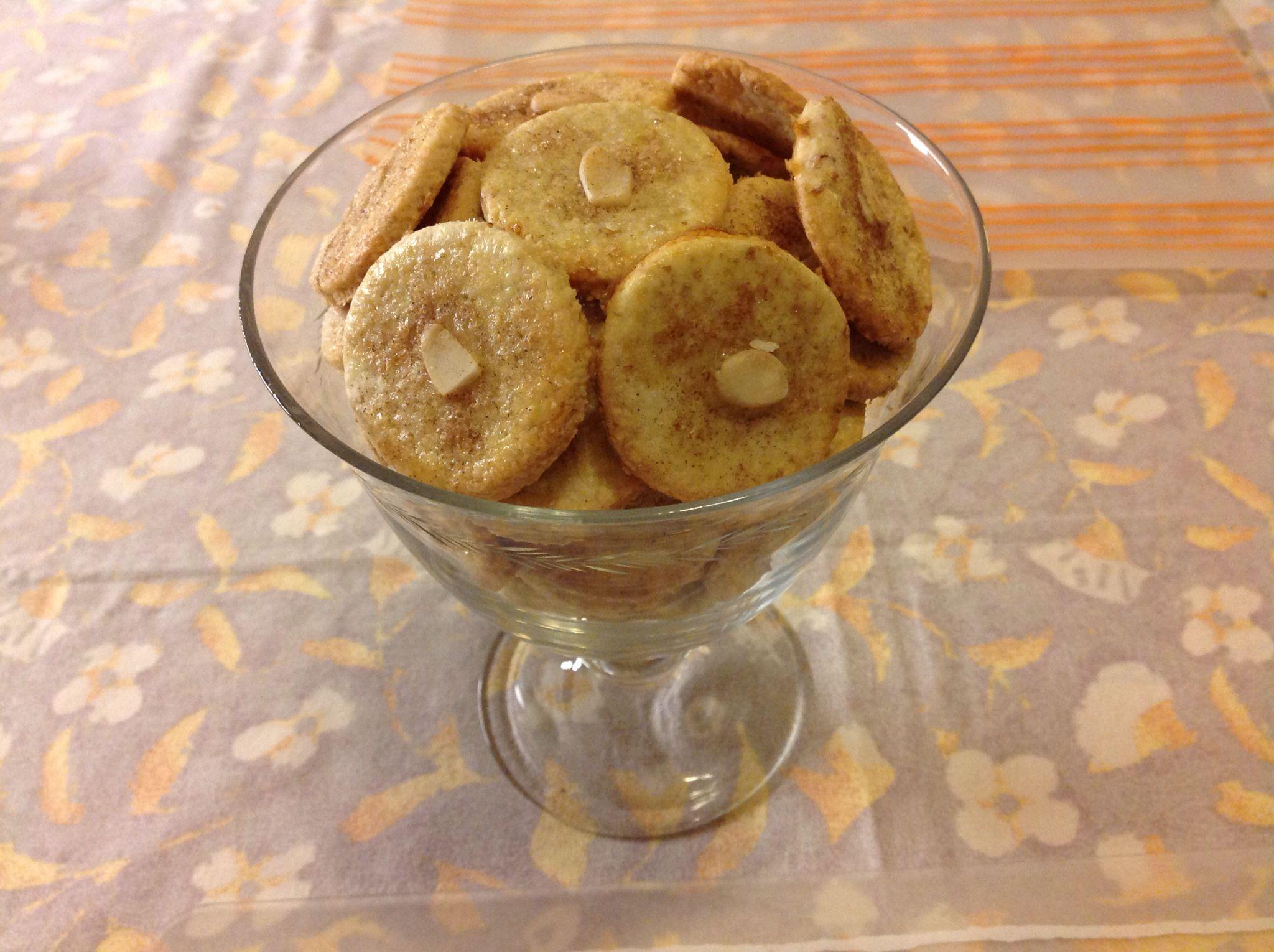 Vanille småkager