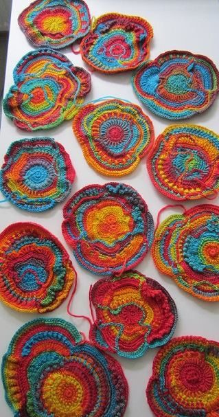 Freeform Loveliness Free Form Crochet Pinterest Crochet - Free form